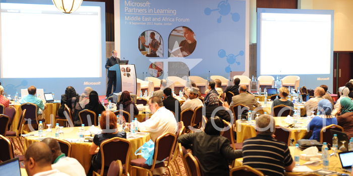Microsoft - Partners in Learning Middle East and Africa Forum - 2011