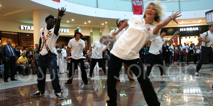 TGIF Flash Mob