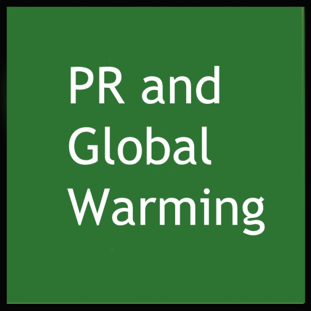 PR firms and global warming - iJordan - iRelations